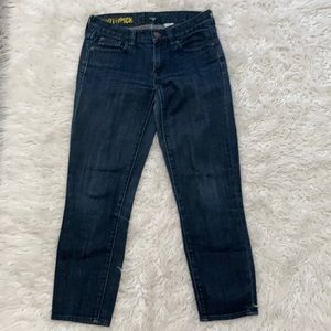 J. Crew denim Capri Jeans Sz 26